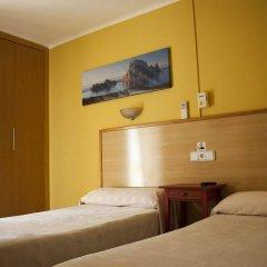 Отель Hostal Residencia Europa Punico комната для гостей фото 2