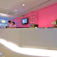 Отель Budacco Таиланд, Бангкок - 2 отзыва об отеле, цены и фото номеров - забронировать отель Budacco онлайн интерьер отеля фото 2