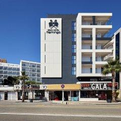 Gran Hotel Flamingo вид на фасад