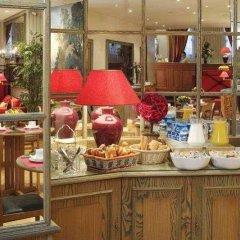 Отель Hôtel Le Beaugency Франция, Париж - 8 отзывов об отеле, цены и фото номеров - забронировать отель Hôtel Le Beaugency онлайн питание фото 3