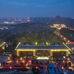 Отель Fu Rong Ge Hotel Китай, Сиань - отзывы, цены и фото номеров - забронировать отель Fu Rong Ge Hotel онлайн фото 2