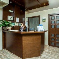 Отель Perea Hotel Греция, Агиа-Триада - 7 отзывов об отеле, цены и фото номеров - забронировать отель Perea Hotel онлайн интерьер отеля фото 3