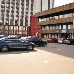 Гостиничный Комплекс Турист Киев парковка