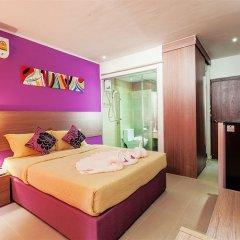 Отель D Day Suite Ladprao комната для гостей