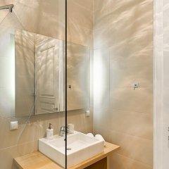 Отель 6 rooms Австрия, Вена - отзывы, цены и фото номеров - забронировать отель 6 rooms онлайн ванная