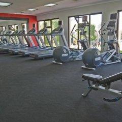 Отель Хилтон Хургада Резорт фитнесс-зал фото 4