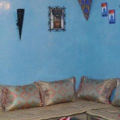 Отель Riad Dar Mesouda Марокко, Танжер - отзывы, цены и фото номеров - забронировать отель Riad Dar Mesouda онлайн комната для гостей фото 4