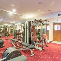 Hotel Grand Pacific фитнесс-зал