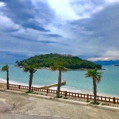 Hotel Vila Vista Mare пляж
