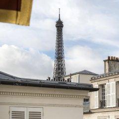 Отель Hôtel Le Beaugency Франция, Париж - 8 отзывов об отеле, цены и фото номеров - забронировать отель Hôtel Le Beaugency онлайн балкон