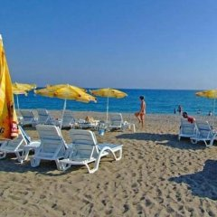 Aperion Beach Hotel Сиде пляж