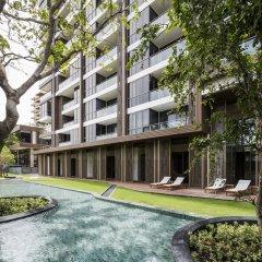 Отель Baan Plai Haad Pattaya by Q Паттайя бассейн