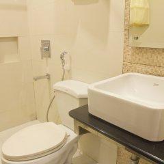 Отель Eurotel Makati Филиппины, Макати - отзывы, цены и фото номеров - забронировать отель Eurotel Makati онлайн ванная фото 2