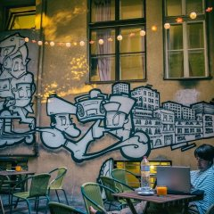 Отель Clown and Bard Hostel Чехия, Прага - отзывы, цены и фото номеров - забронировать отель Clown and Bard Hostel онлайн питание фото 3