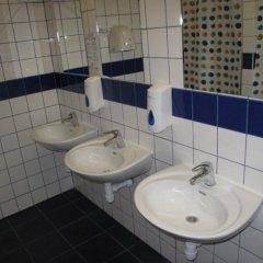 Отель All-Central Hostel Венгрия, Будапешт - 1 отзыв об отеле, цены и фото номеров - забронировать отель All-Central Hostel онлайн ванная