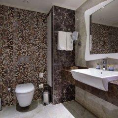 Crystal Sunset Luxury Resort & Spa Турция, Сиде - 1 отзыв об отеле, цены и фото номеров - забронировать отель Crystal Sunset Luxury Resort & Spa - All Inclusive онлайн ванная