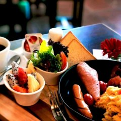 Отель Chetuphon Gate Бангкок питание фото 2