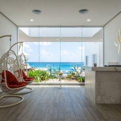 Отель Oleo Cancun Playa All Inclusive Boutique Resort спа