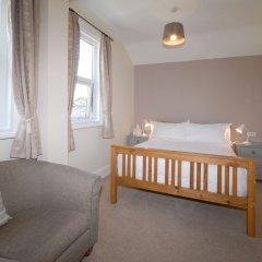Отель Abbey Guest House комната для гостей фото 5