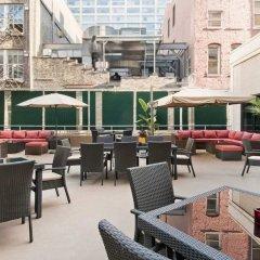 Отель Hampton Inn & Suites Chicago Downtown питание