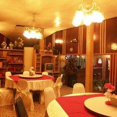 Отель Eve's Guesthouse Бангкок гостиничный бар
