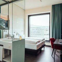 Отель A-Ja Zurich. Das City-Resort. Цюрих комната для гостей фото 3