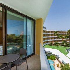 Hotel Exagon Park Club & Spa балкон