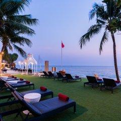 Отель Wora Bura Hua Hin Resort and Spa пляж фото 2