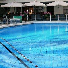 Отель Mauritius Италия, Риччоне - отзывы, цены и фото номеров - забронировать отель Mauritius онлайн бассейн фото 2