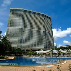 Отель Ambassador City Jomtien Pattaya (Marina Tower Wing) бассейн фото 3