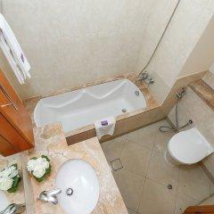 Отель Kennedy Towers - Links Canal ОАЭ, Дубай - отзывы, цены и фото номеров - забронировать отель Kennedy Towers - Links Canal онлайн ванная фото 2