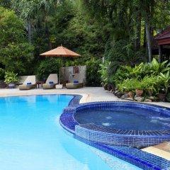 Отель Safari Beach Hotel Таиланд, Пхукет - 1 отзыв об отеле, цены и фото номеров - забронировать отель Safari Beach Hotel онлайн бассейн фото 2
