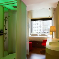 Отель citizenM London Bankside ванная фото 2