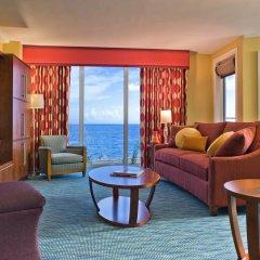 Отель Renaissance Curacao Resort & Casino комната для гостей фото 5