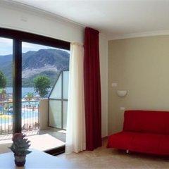 Отель Camping Villaggio Isolino Италия, Вербания - отзывы, цены и фото номеров - забронировать отель Camping Villaggio Isolino онлайн балкон