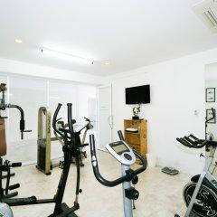 Отель Sugar Palm Grand Hillside фитнесс-зал фото 2