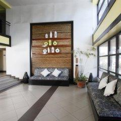 Отель SDR Mactan Serviced Apartments Филиппины, Лапу-Лапу - отзывы, цены и фото номеров - забронировать отель SDR Mactan Serviced Apartments онлайн интерьер отеля фото 2