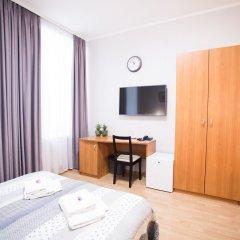 Мини-Отель Берег комната для гостей фото 2