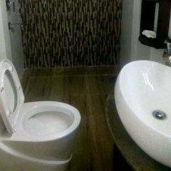 Отель Yoho D Family Resort ванная