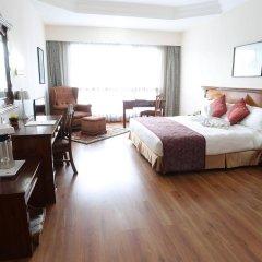 Отель Pokhara Grande Непал, Покхара - отзывы, цены и фото номеров - забронировать отель Pokhara Grande онлайн комната для гостей фото 5