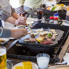 Отель El Patio Ranch Минамиогуни питание фото 2