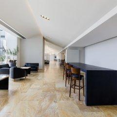 Отель Doubletree By Hilton Mexico City Santa Fe Мехико гостиничный бар
