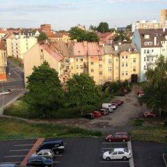 Отель Penzion u Vlčků Чехия, Хеб - отзывы, цены и фото номеров - забронировать отель Penzion u Vlčků онлайн балкон