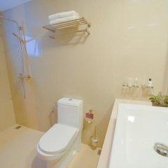 Отель Turquoise Residence by UI Мальдивы, Мале - отзывы, цены и фото номеров - забронировать отель Turquoise Residence by UI онлайн ванная фото 2