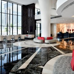 Movenpick Hotel Apartments Downtown Dubai Дубай интерьер отеля фото 3