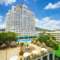 Отель Andaman Beach Suites Пхукет