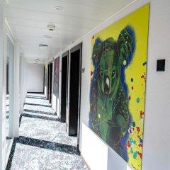 Nash Pratik Hotel интерьер отеля
