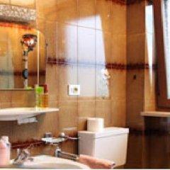 Отель Pension Tannenhof Лачес ванная