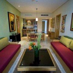 Отель Mayan Departamento TORRE I комната для гостей фото 2