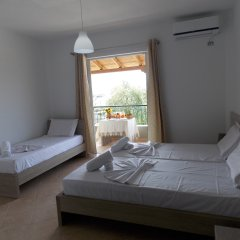 Отель Vila Gjoni Саранда комната для гостей фото 4